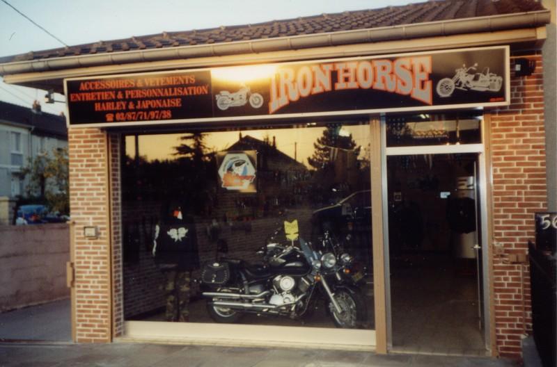 Iron horse atelier - Boutique orange thionville ...